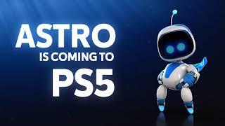 PS5 l Astro's Playroom - 공개 트레일러