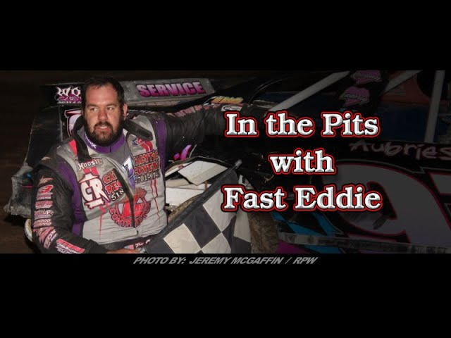 In the Pits with Fast Eddie - Luke Horning, Winner Fall Pro Stock Classic At Albany-Saratoga