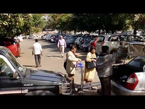 RAJIV GANDHI INTERNATIONAL AIRPORT AT HYDERABAD