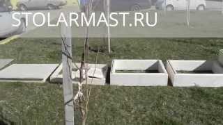 видео Деревянный улей-лежак на 16 рамок