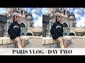 Paris Vlog Day 2- DISNEY DISNEY DISNEY | Adina May