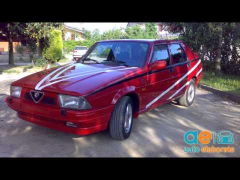 Alfa Romeo 75  Tuning