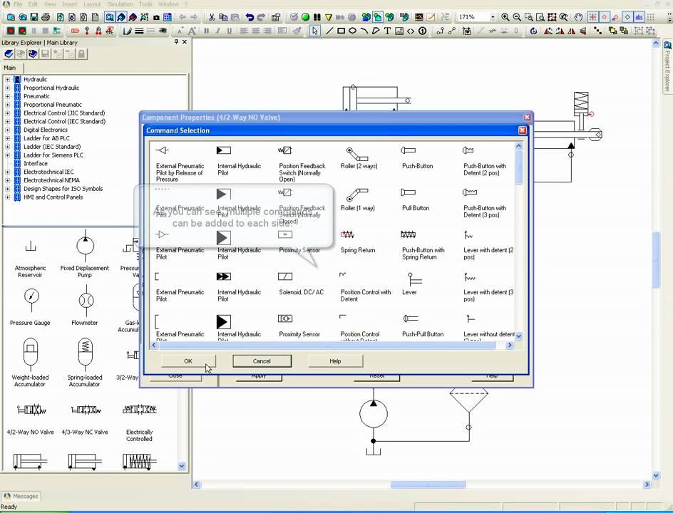 Maxresdefault in addition Basic Hydraulic System in addition Maxresdefault also  as well Valve Assembly Symbols. on hydraulic valve symbols