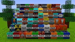 50 NOWYCH TNT W MINECRAFT!