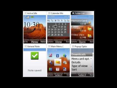 Nokia c1-01 themes