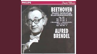 Beethoven: Piano Sonata No. 12 in A-Flat Major, Op. 26 - 1. Andante con variazioni
