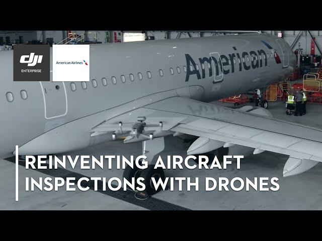 DJI - Mavic 2 Enterprise - American Airlines: Looking at New Tools