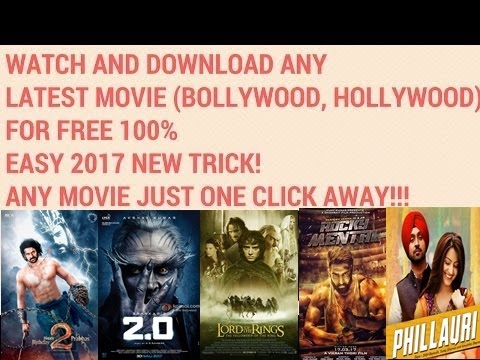 How to Download Any Movie Free on Realeasing day 2017