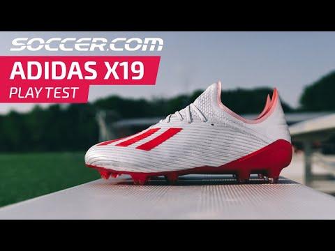adidas X 19 pure gold