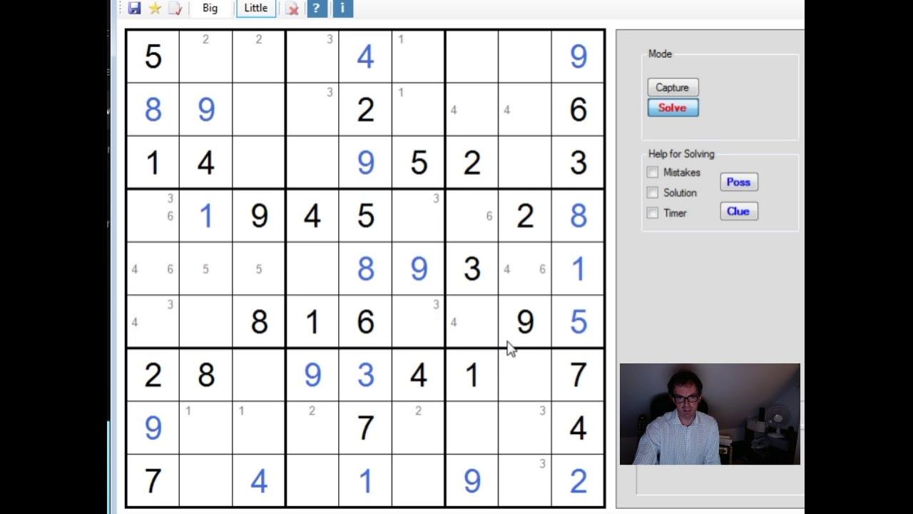 photo relating to Washington Post Sudoku Printable known as Sudoku 2018