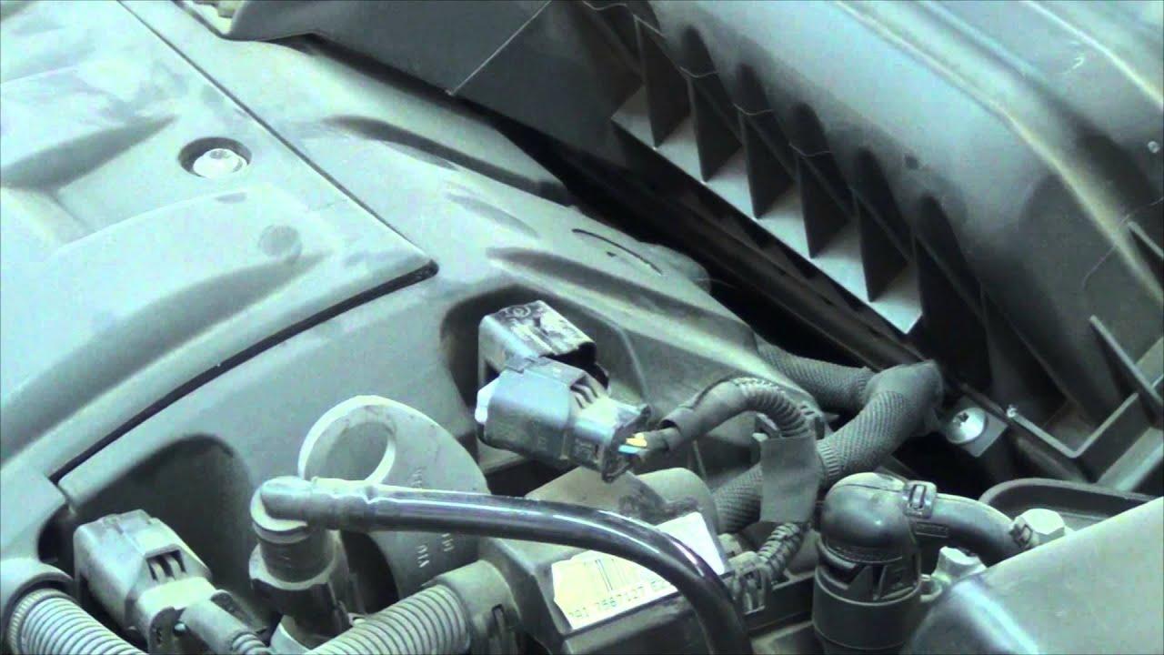 automotive engine camshaft position sensor