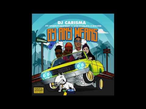 DJ Carisma Feat  OneInThe4Rest, 24 Hrs & Wiz Khalifa