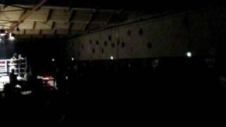 Rellen Thaiboks gala Oude Lijnbaanhal Vlaardingen deel 2