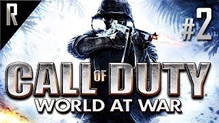 ◄ Call of Duty World at War Walkthrough HD - Part 2