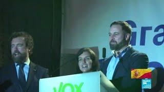 Informe desde Madrid: en la sede de Vox celebraron que el partido es