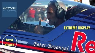 Peter Besenyei - full display [HD] - air show CIAF 2012