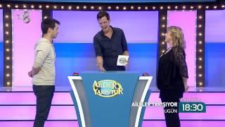 Aileler Yarışıyor - Alp Kırşan'ın Sunumuyla Cumartesi - Pazar 18.30'da TV8 Ekranlarında...