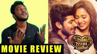 Pyaar Prema Kaadhal Movie Review | Harish Kalyan | Yuvan Shankar Raja | PPK