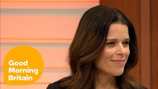 Neve Campbell Joins the House of Cards Cast | Good Morning Britain