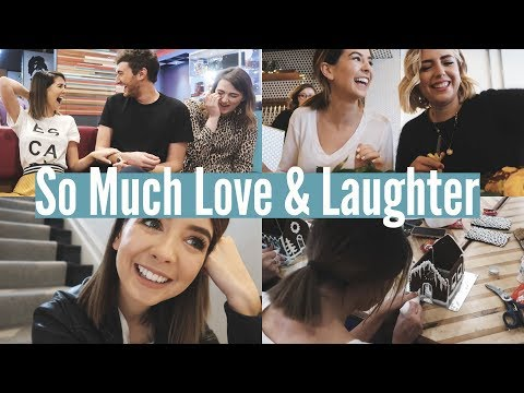 SO MUCH LOVE & LAUGHTER | WEEKLY VLOG