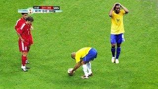 Roberto Carlos Gücü Kötüye Kullandığında - Şoke Eden Goller