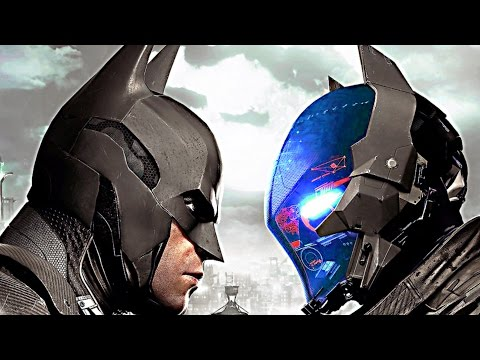 Batman Arkham Knight All Cutscenes Game Movie - Full Story