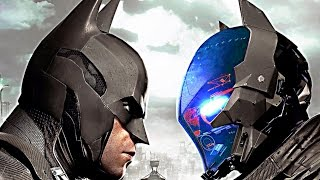 BATMAN Arkham Knight All Cutscenes Full Movie Complete Story
