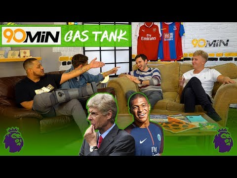 Why Mbappe rejected Arsenal! | Sanchez girlfriend - Will Chile fans actually protest!? 90min GasTank