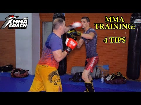 MMA Training  - How To Get The Maximum Results