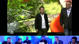 Giant Bomb Talks Over the Sony E3 2015 Press Conference
