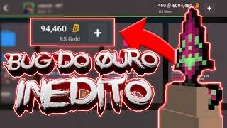NOVO BUG DO OURO INFINITO NO Block Strike 5.6.6 [FUNCIONANDO)