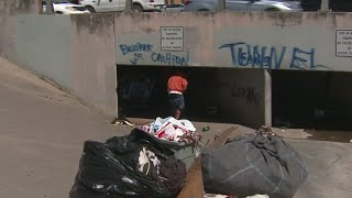 City program hopes to move homeless from unsafe areas in a new way