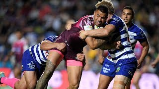 NRL Highlights: Manly Sea Eagles v Canterbury-Bankstown Bulldogs - Round 22