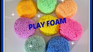 Uit Amerika Play Foam (dit droogt niet zoals foam klei)