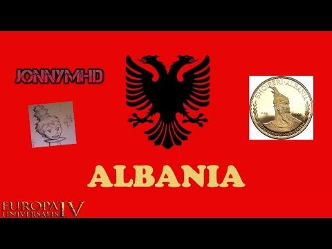 Europa Universalis IV: Albania 47 France, I'm coming for you!