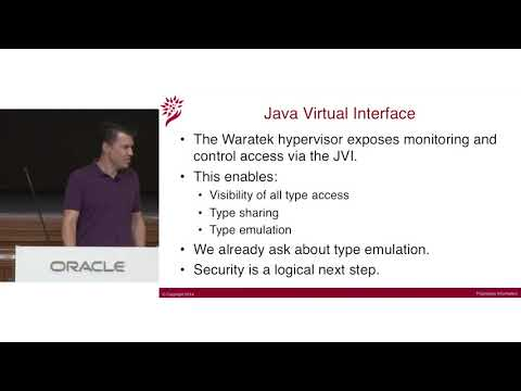 Securing the JVM with Nigel Da...