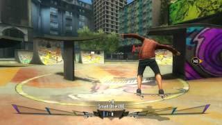 Shaun White Skateboarding PC gameplay 2 FRAPS