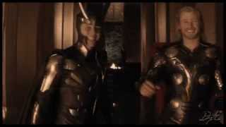 Thor & Loki ► Love the Way You Lie