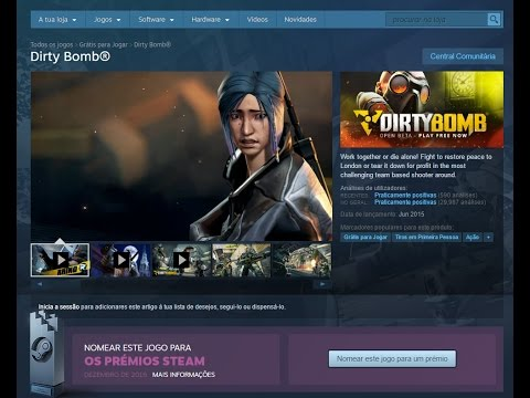 Dirty Bomb® Game Play Primeira vez no game mané !из YouTube · Длительность: 25 мин50 с