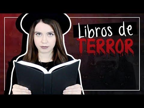 Recomendaciones de libros de TERROR   Especial de Halloween