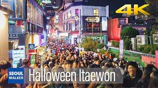 "[4K] Halloween Itaewon ""L…"
