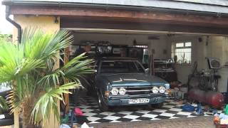 Ford Cortina MK3 GXL Restoration EP 64 NM