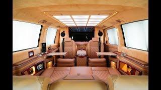 Mercedes Benz V Class VIP Design VVD1019 By TRIMO