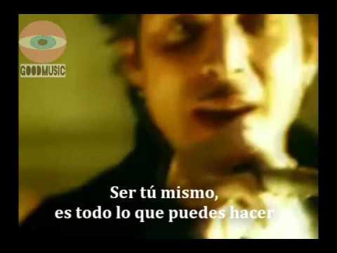 Audioslave - Be Yourself (VIDEO) - Subtitulado al español