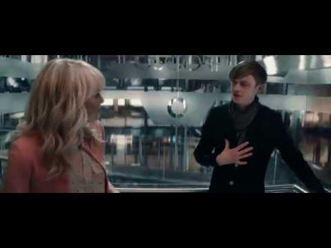 amazing spider man 2 peter and gwen meet again