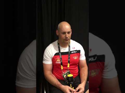 Interview with Mike Trauner, Invictus 2017 Athlete - Rowing, Cycling, Wheelchair Basketball