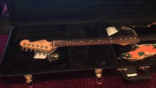 Musician's Friend Gear Deluxe Electric Guitar Case for $80 Bucks Review
