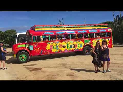Aruba port and Tour