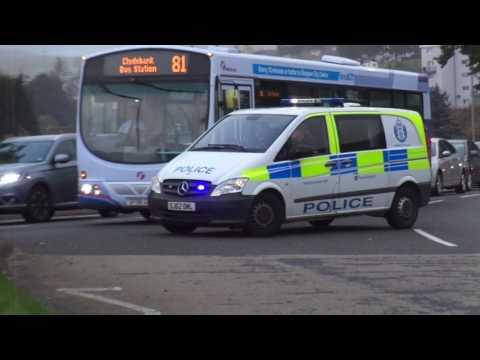 Police Scotland Responding