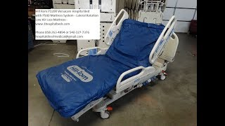Long Term Care Hospital Bed P3200 Versacare